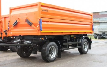 The new trailer of the model 8593-12 is an extension of the nomenclature